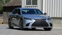2018 Lexus LS 500: First Drive