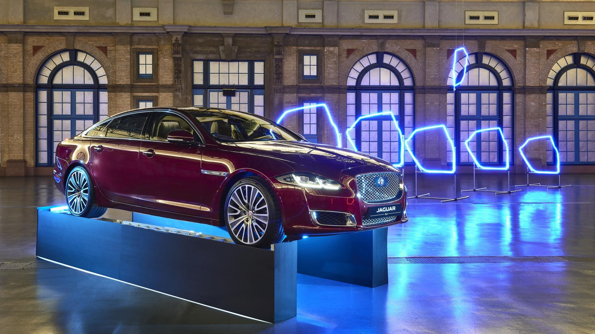 All New Jaguar Xj Could Go Fully Electric In 2019