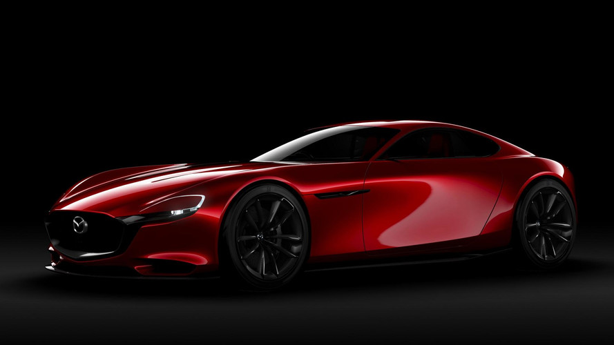 Everyone at Mazda is dreaming of a rotary sports car, says CEO