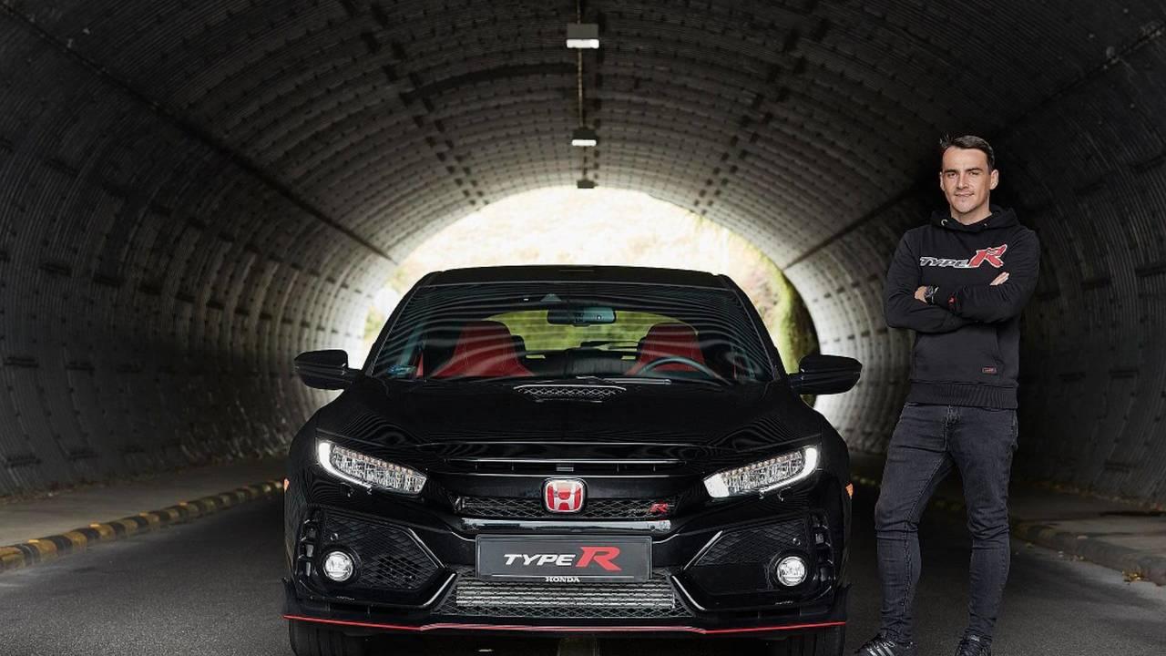 Honda Civic Type R - Michelisz Norbert