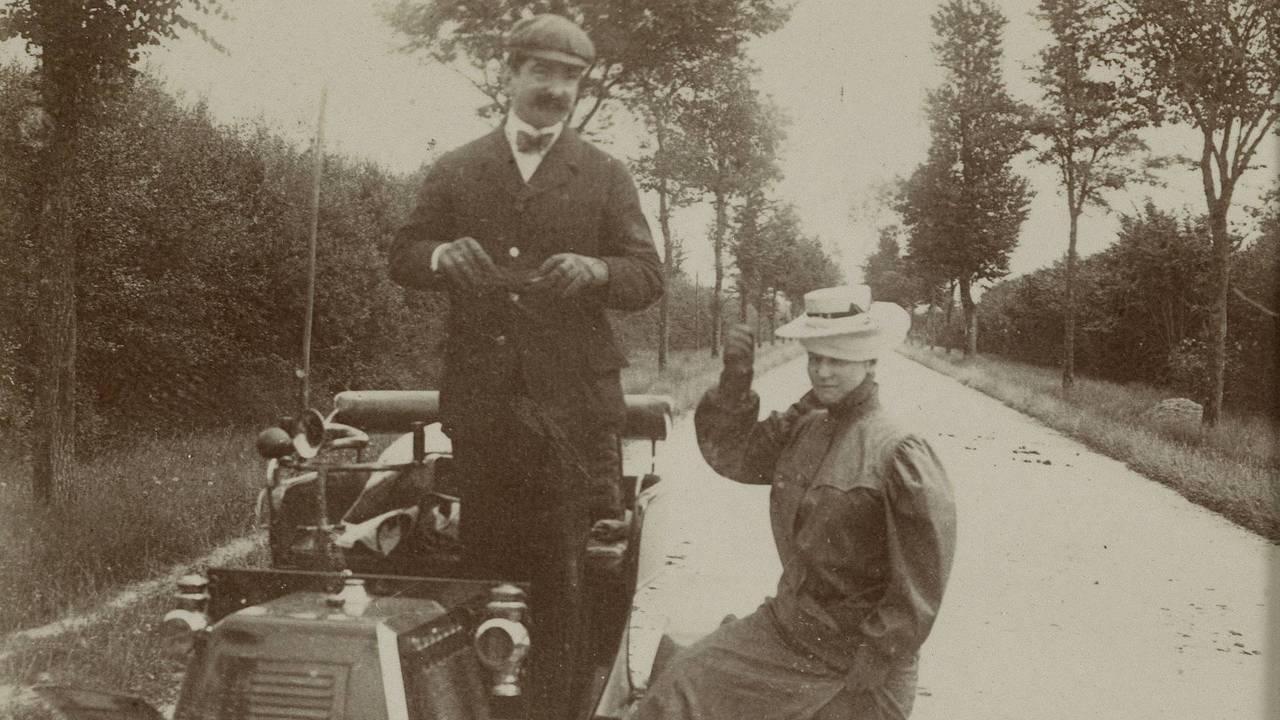120 ans de Renault à Rétromobile