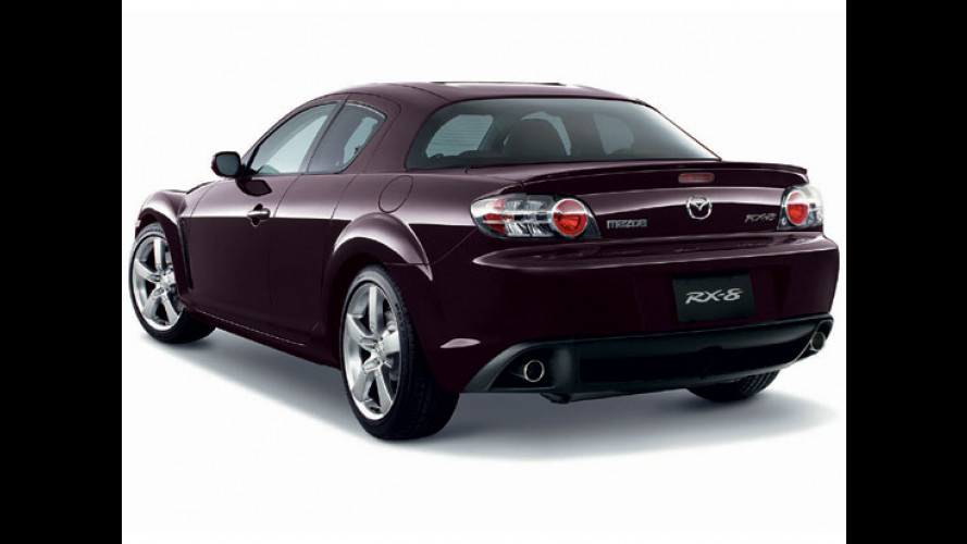 Mazda RX8 Limited