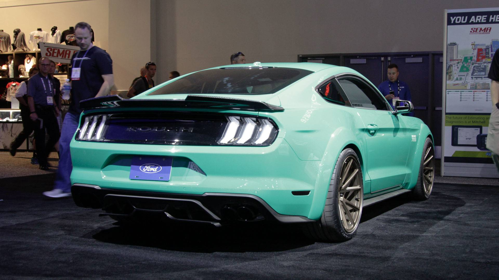 Roush supercharges 2018 ford mustang gt all the way up to 700 hp