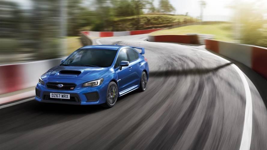 Kis mértékben ugyan, de nőhet a Subaru WRX STI teljesítménye