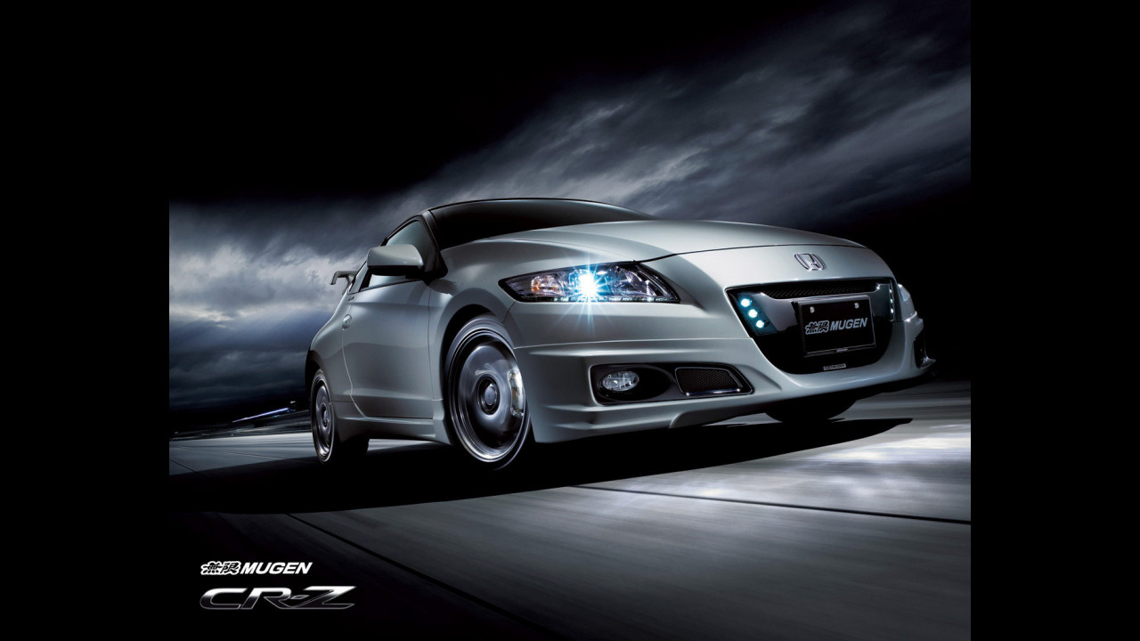 Honda CR-Z by Mugen