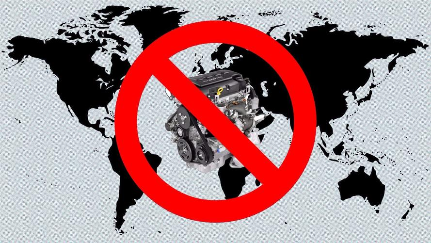 Tracking The Gas Engine's Demise