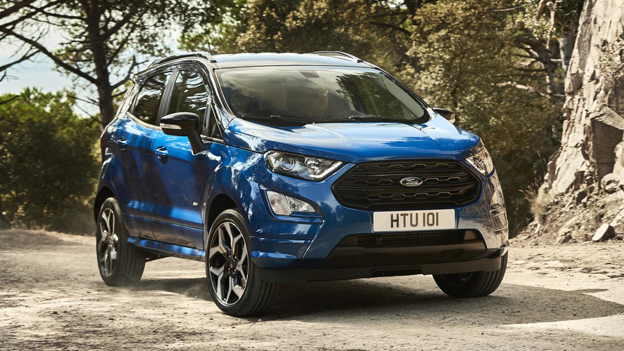 Ford reuses plastic bottles in its cars