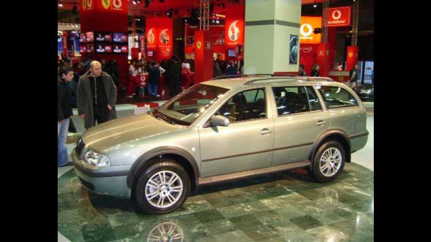 Skoda al Motorshow di Bologna