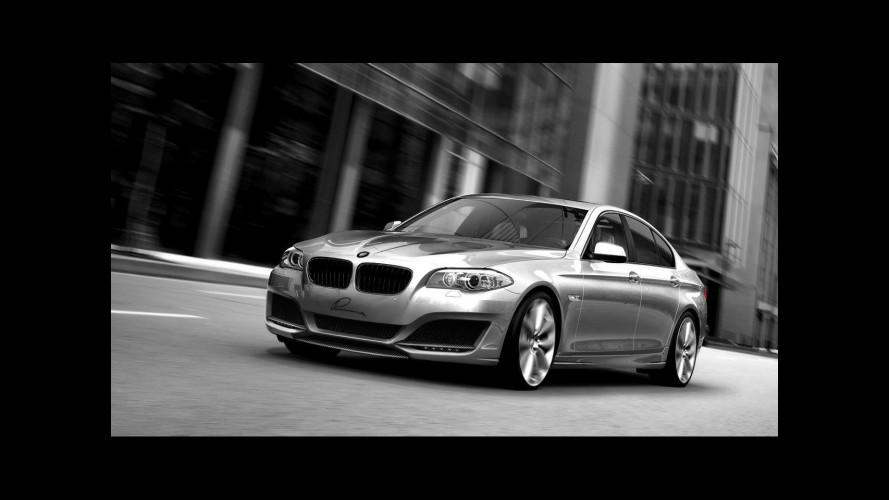 BMW Serie 5 by Lumma, Top Car e Cari
