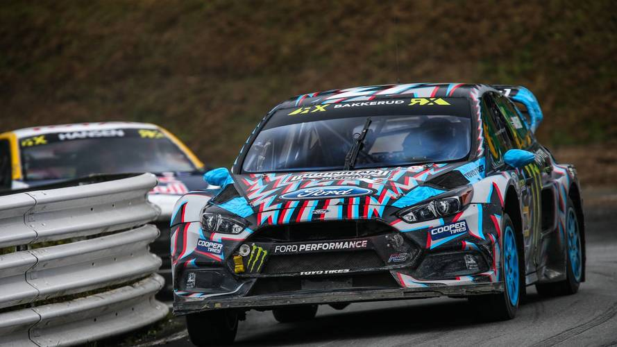 Ken Block's Ford-Backed Team To Quit World Rallycross