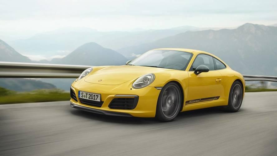 Porsche 911 Carrera T daha az ağırlık, daha çok donanım sunuyor
