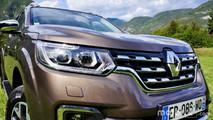 Avaliação - Renault Alaskan 2018