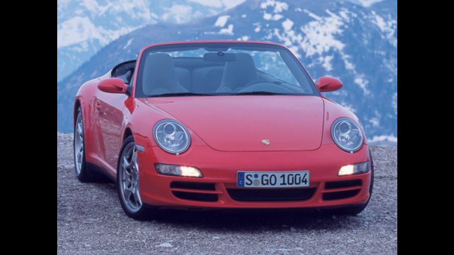 Porsche Carrera 4 e 4s Cabriolet