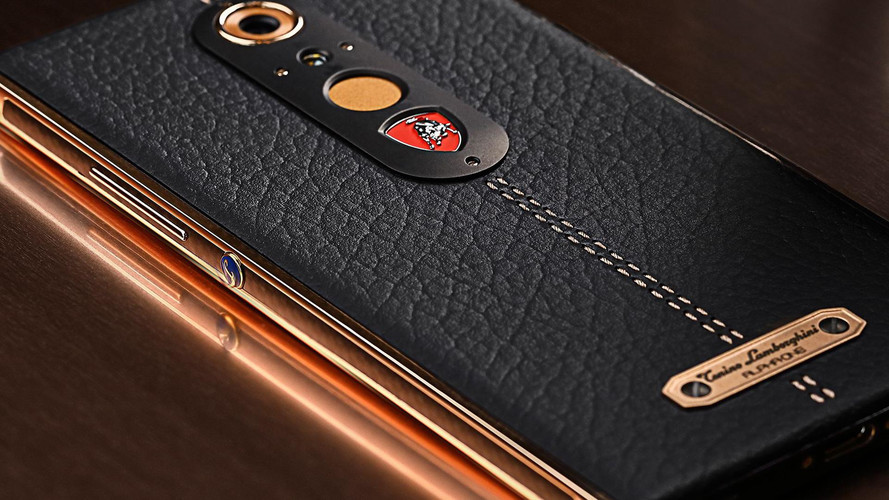 Lamborghini Alpha-One Smartphone