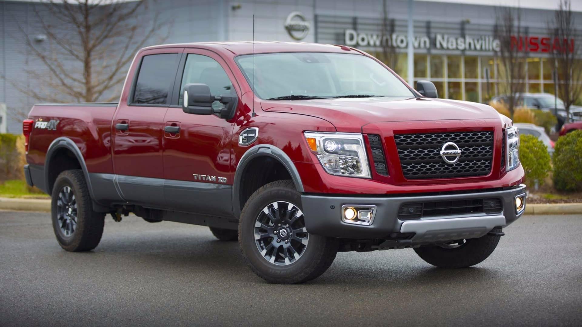 New Nissan Truck >> New Nissan Titan Ad Campaign Pokes Fun At Lazy Pickup Trucks
