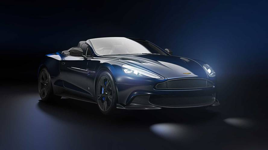 AM Vanquish S Tom Brady Edition Is Literally A Footballers Car