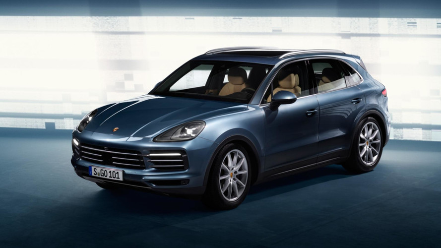 2019 Porsche Cayenne Leaked Ahead Of Official Debut