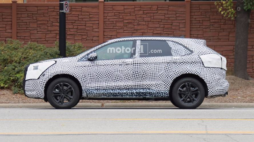 2019 Ford Edge New Spy Shots | Motor1.com Photos
