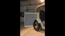 Opel Meriva a Russelsheim. Storia delle portiere controvento
