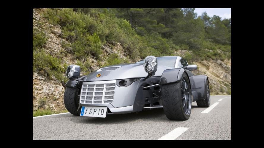 IFR Automotive Aspid: ogni promessa è debito