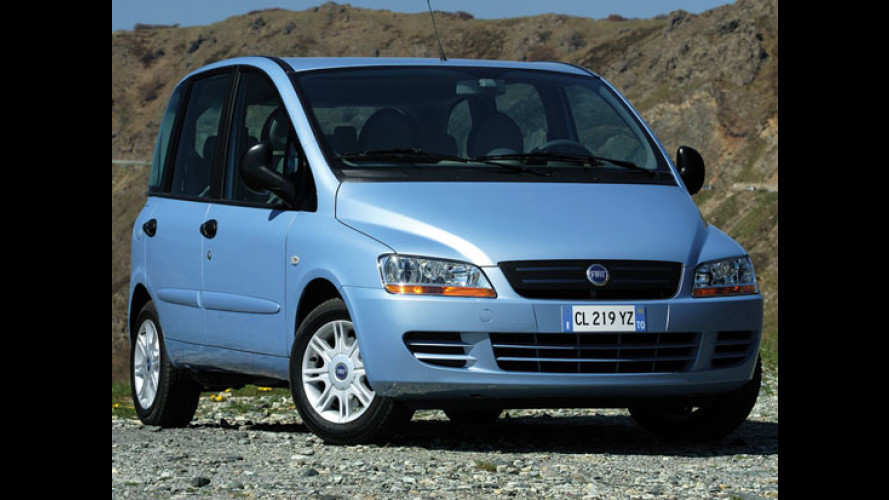 Fiat Multipla family