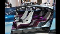 IAA 2017: Sitzprobe im Borgward Isabella Concept