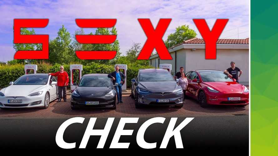 Tesla Model Y Highway Efficiency: Nearly Matches Model S, Close Behind 3