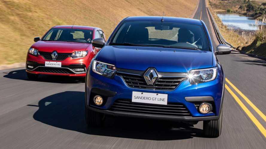 Renault Sandero GT Line volta às lojas reestilizado; preços partem de R$ 57.390