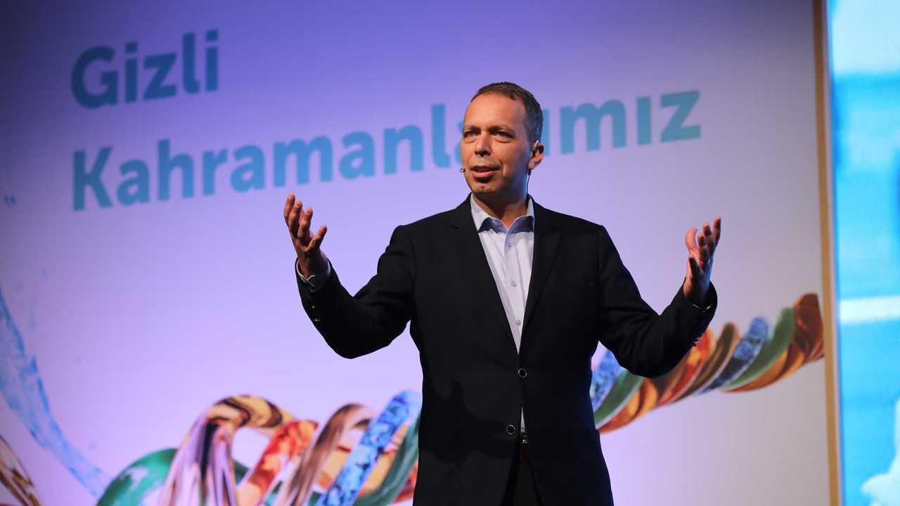 Petronas Türkiye Genel Müdürü Burak Işıldak