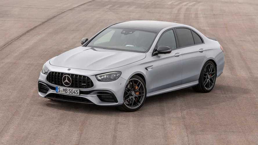 La Mercedes-AMG E 63 se remet au goût du jour