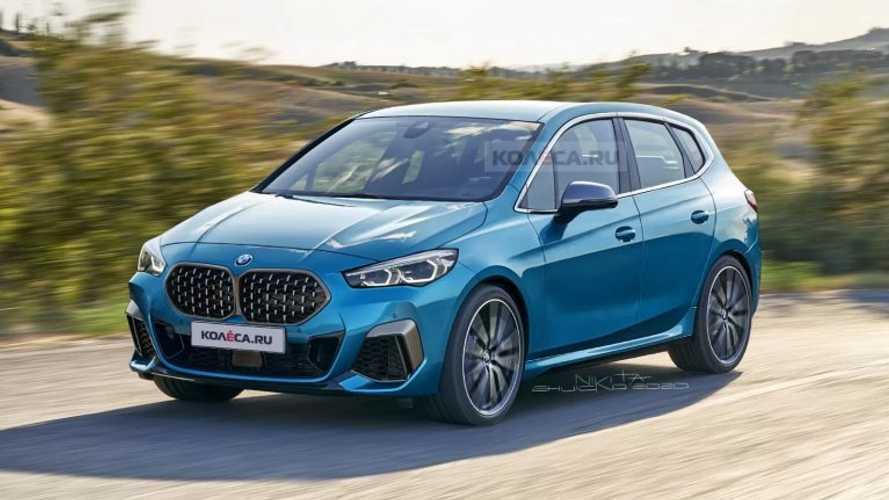 BMW Serie 2 Active Tourer 2021: imaginamos la segunda generación