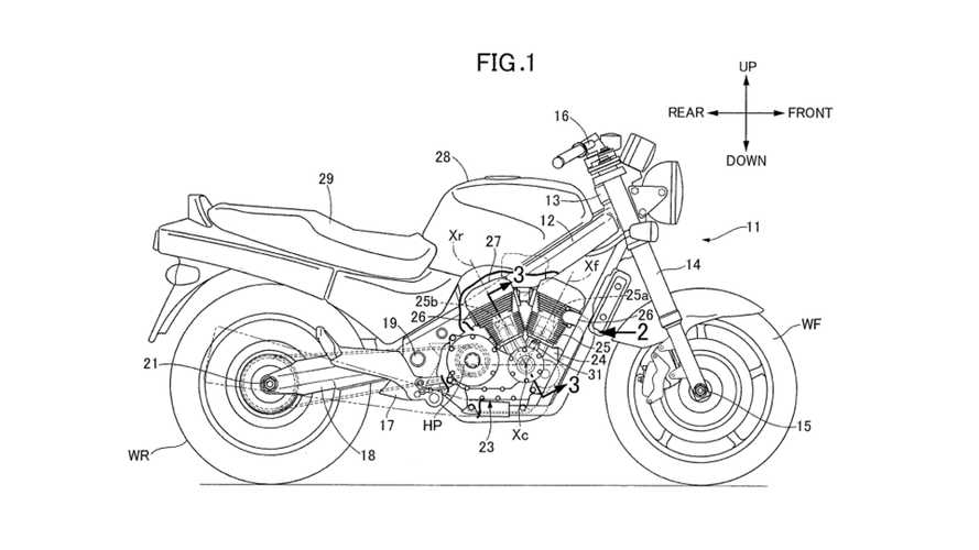 Is Honda Working On A V-Twin-Powered Naked Bike?