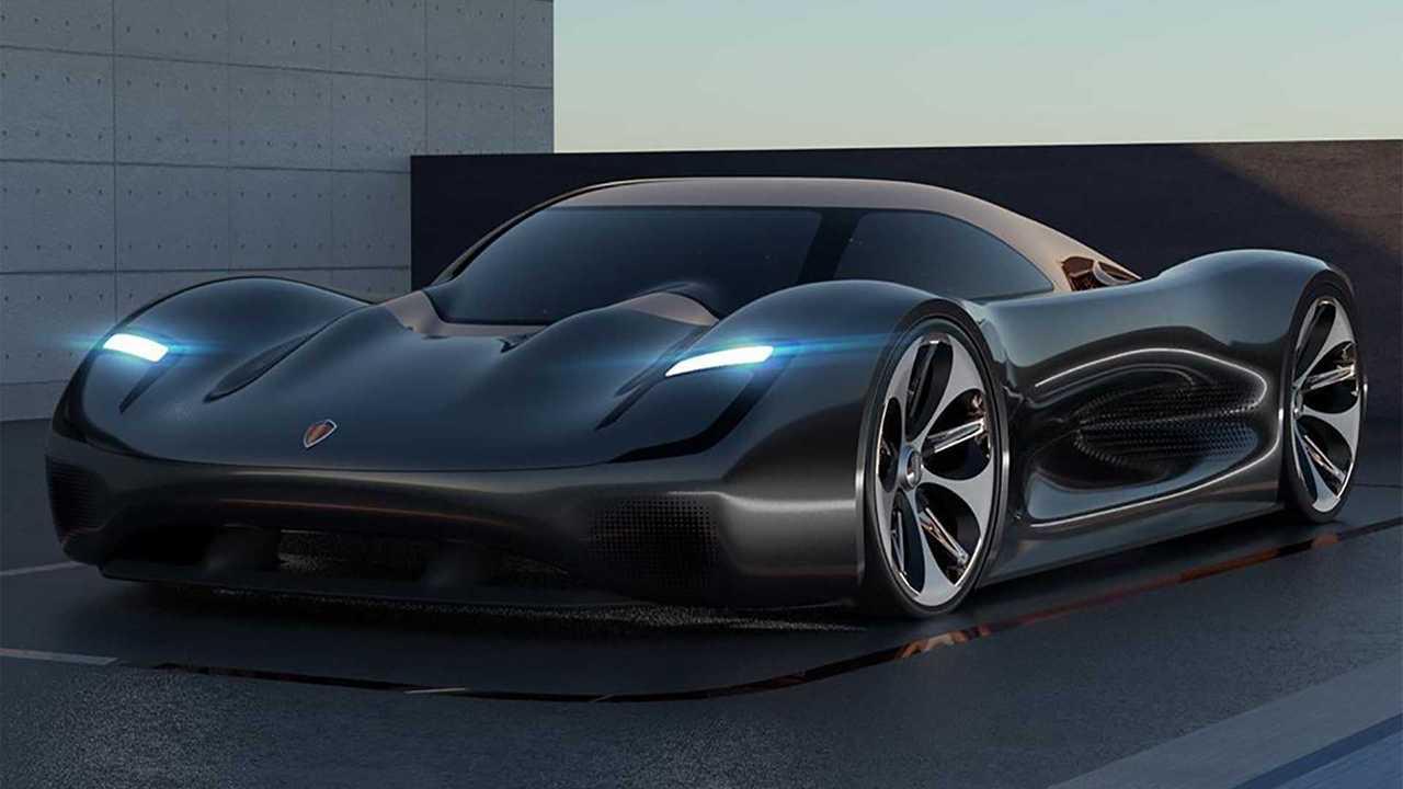 Koenigsegg Konigsei Concept Renderings