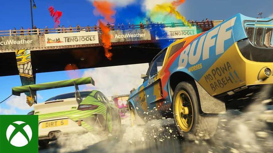 Így néz majd ki a Dirt 5 az Xbox Series X-en