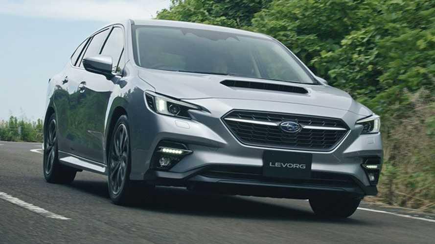 Subaru Levorg 2021: un familiar muy pasional