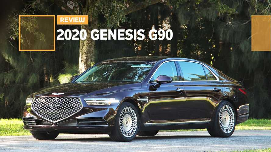 2020 Genesis G90 3.3T Review: Bold For Your Buck