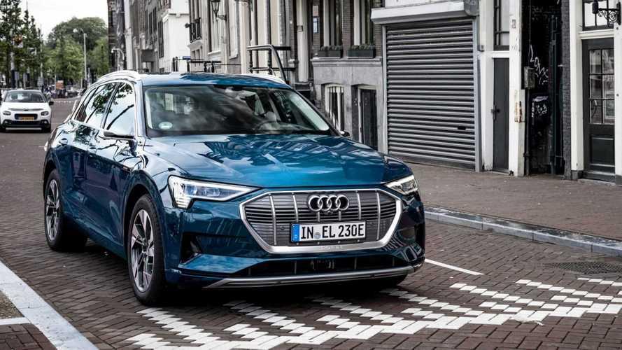 10 unidades do Audi e-tron serão testadas como táxis 100% autônomos