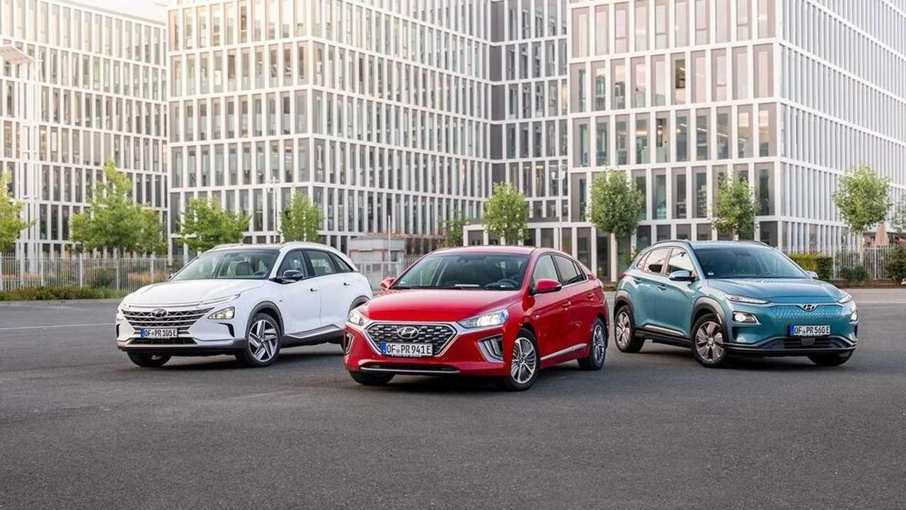 Hyundai: Neue Bruttopreise