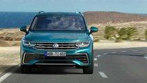 Volkswagen Tiguan Facelift (2020)