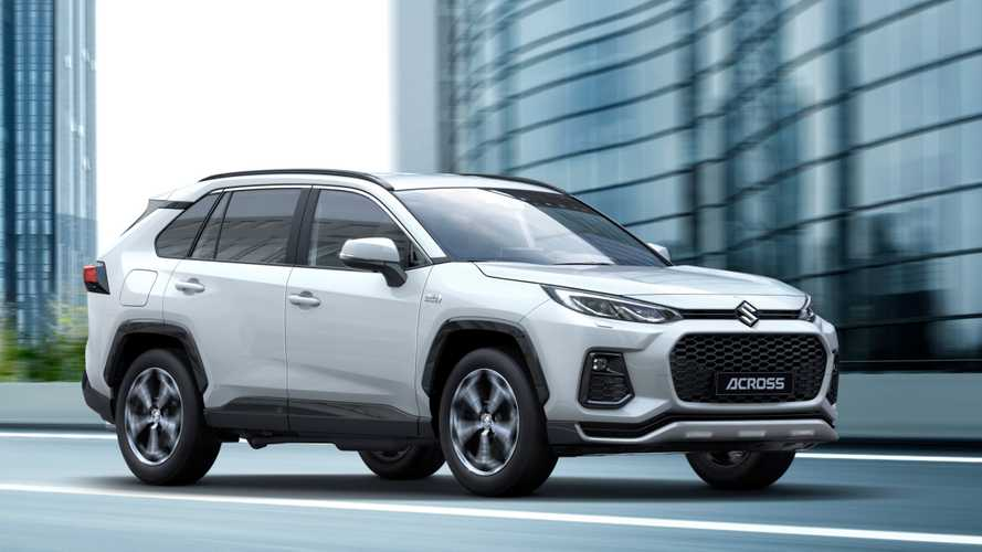 Suzuki Across plug-in SUV will cost almost £46,000 in the UK