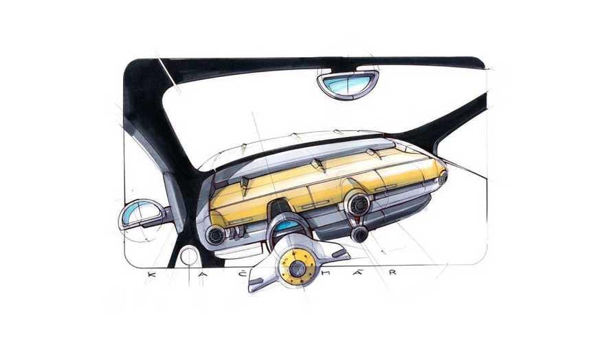 Skoda Ahoj Concept (2002)