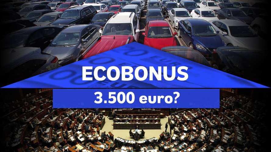 Incentivi auto, allargamento dell'Ecobonus nel dl Rilancio?