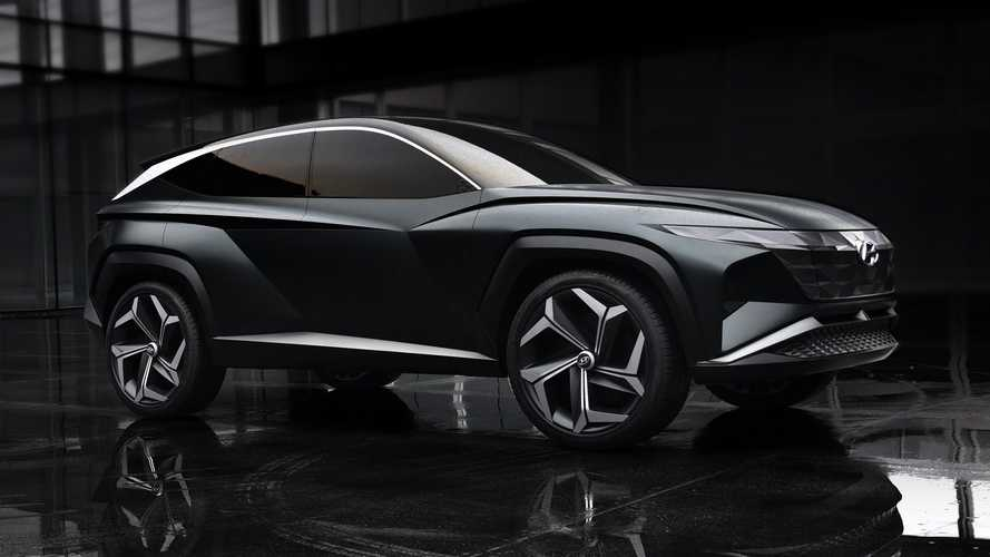 Hyundai rivela un video walkaround della concept Vision T