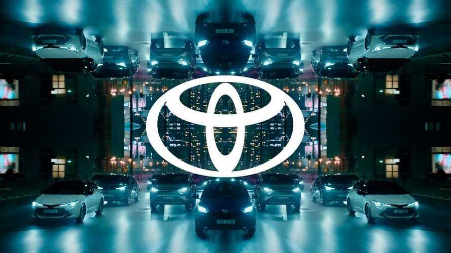Toyota presenta il nuovo logo dedicato all'Europa