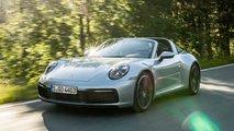 Porsche 911 Targa (2020) im Test