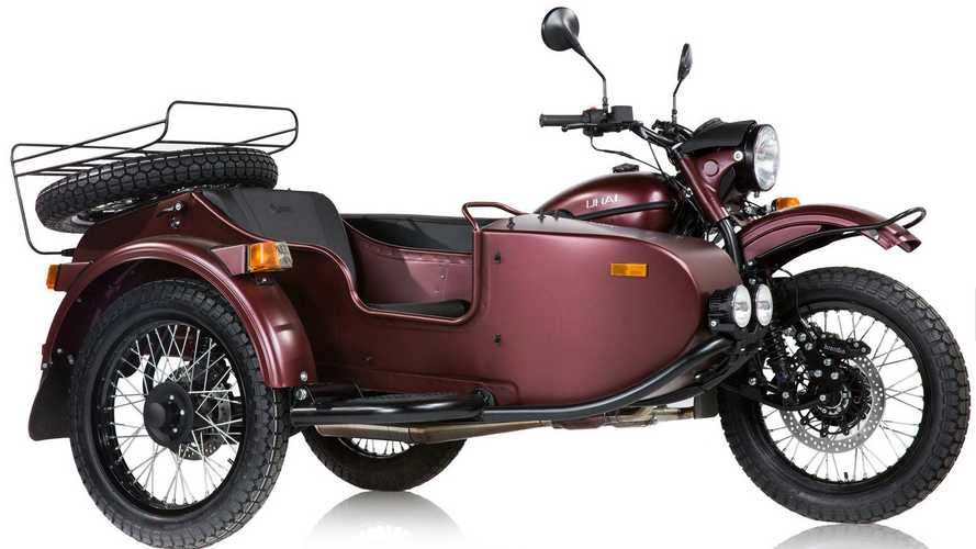 Ural Extends Warranties For New Bike Sales In US