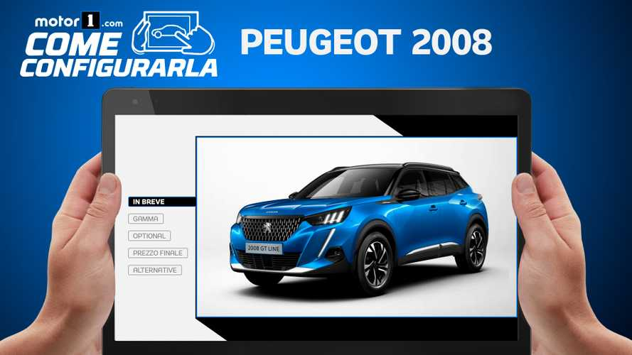 Nuova Peugeot 2008, quali optional scegliere sulla più ricca GT Line