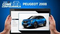 peugeot 2008 configuratore come configurarla 2020