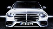 2021 Mercedes-Benz S-Serisi tasarım yorumu