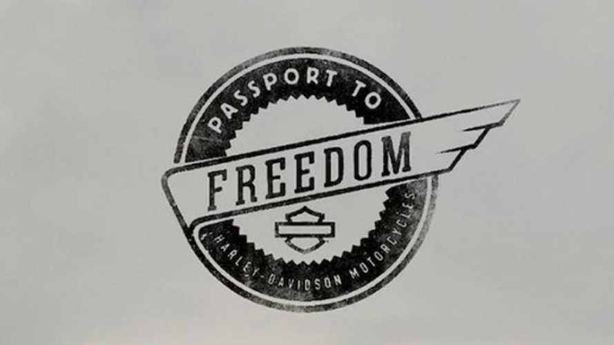 Harley Davidson vous offre le permis